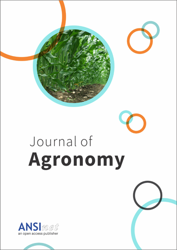 Journal of Agronomy